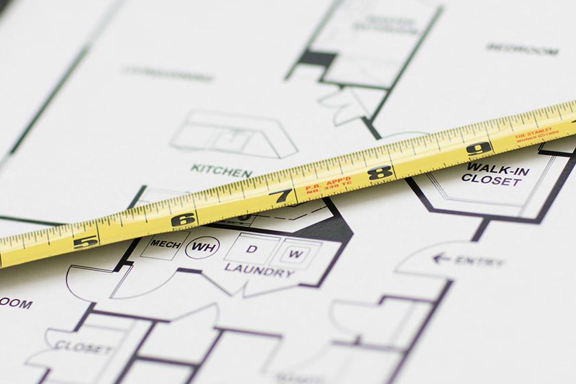 2D/3D floorplans