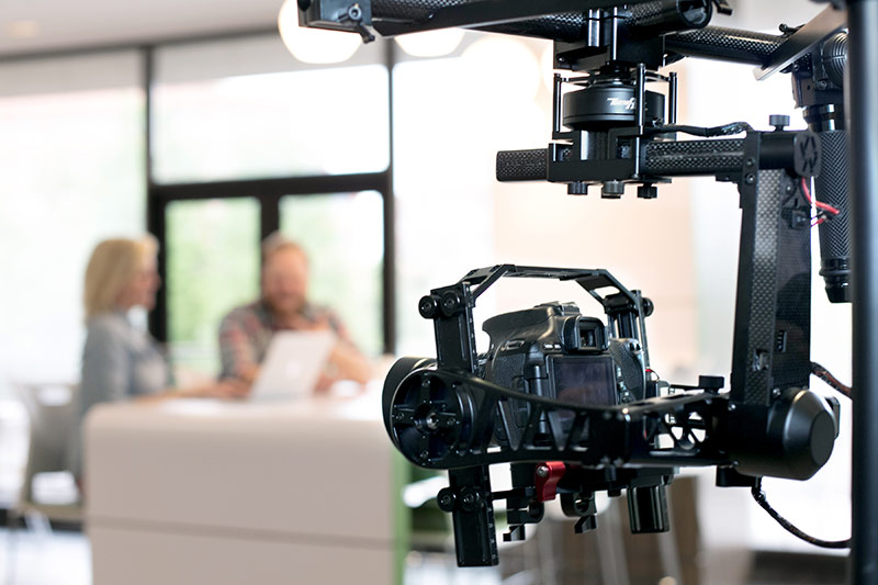 Video Production - Highly experienced videographers